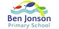 Ben Jonson Primary School logo