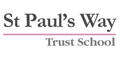 Logo for St Paul's Way Trust School