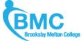 Brooksby Melton College logo