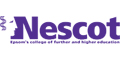 North East Surrey College of Technology - NESCOT logo