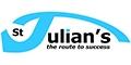 St Julian's School logo
