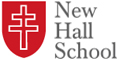 New Hall School logo