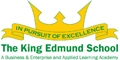 Logo for The King Edmund School
