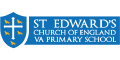 St Edward's Church of England Voluntary Aided Primary School logo
