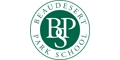 Beaudesert Park School logo