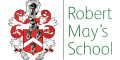 Robert May's School logo