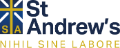 St Andrew's C of E High School for Boys logo