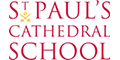 St Paul's Cathedral School logo