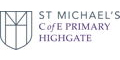 St Michael's C of E Voluntary Aided Primary School logo