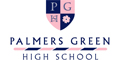 Palmers Green High School logo