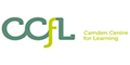 Camden Centre for Learning (CCfL) logo