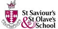St Saviour's and St Olave's Church of England School logo