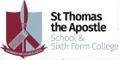 St Thomas the Apostle College logo