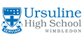 Logo for Ursuline High School