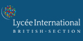 Logo for British Section, Lycee International Saint-Germain-en-Laye, France