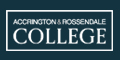 Accrington and Rossendale College logo