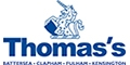 Logo for Thomas's Fulham