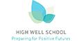 High Well School logo