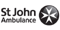 St John Ambulance (SJA) logo