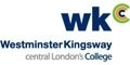 Westminster Kingsway College - The Regent's Park Centre logo