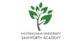 Nottingham University Samworth Academy - NUSA logo