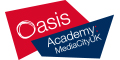 Oasis Academy MediaCityUK logo