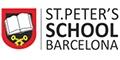 Logo for St. Peter's School Barcelona