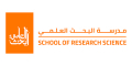 The School of Research Science - SRS Dubai logo