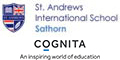 Logo for St Andrews International Schools - Sathorn