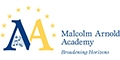 Logo for Malcolm Arnold Academy