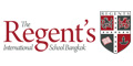 Logo for Regent's International School, Bangkok