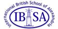 International British School of Alexandria logo