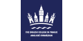 Logo for English College in Prague