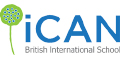 iCAN British International School logo