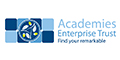Logo for Academies Enterprise Trust