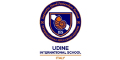 The Udine International School logo