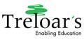 Logo for Treloar Trust