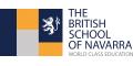 The British School of Navarra logo