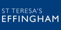 St Teresa's Effingham logo
