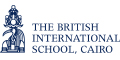 Logo for The British International School, Cairo