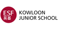 Kowloon Junior School - ESF logo