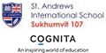 Logo for St. Andrews International School - Sukhumvit 107