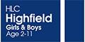 Highfield Prep and Pre-School logo