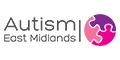 Logo for Autism East Midlands