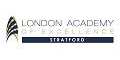 London Academy of Excellence (LAE) logo