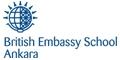 Logo for British Embassy School Ankara
