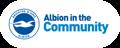 Albion in the Community (AITC) logo