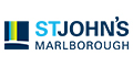 Logo for St John's Marlborough