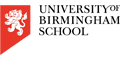 Logo for University of Birmingham School