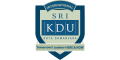 Logo for Sri KDU International School